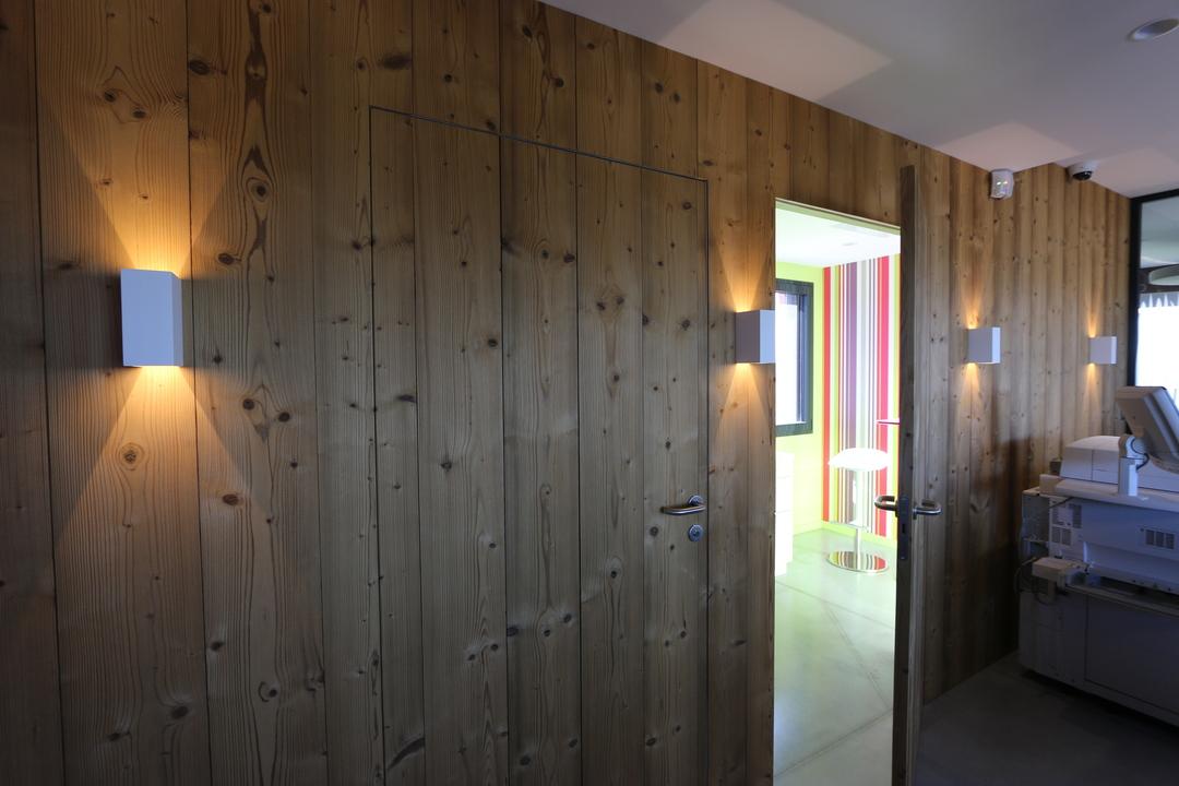 Habillage mural bois03
