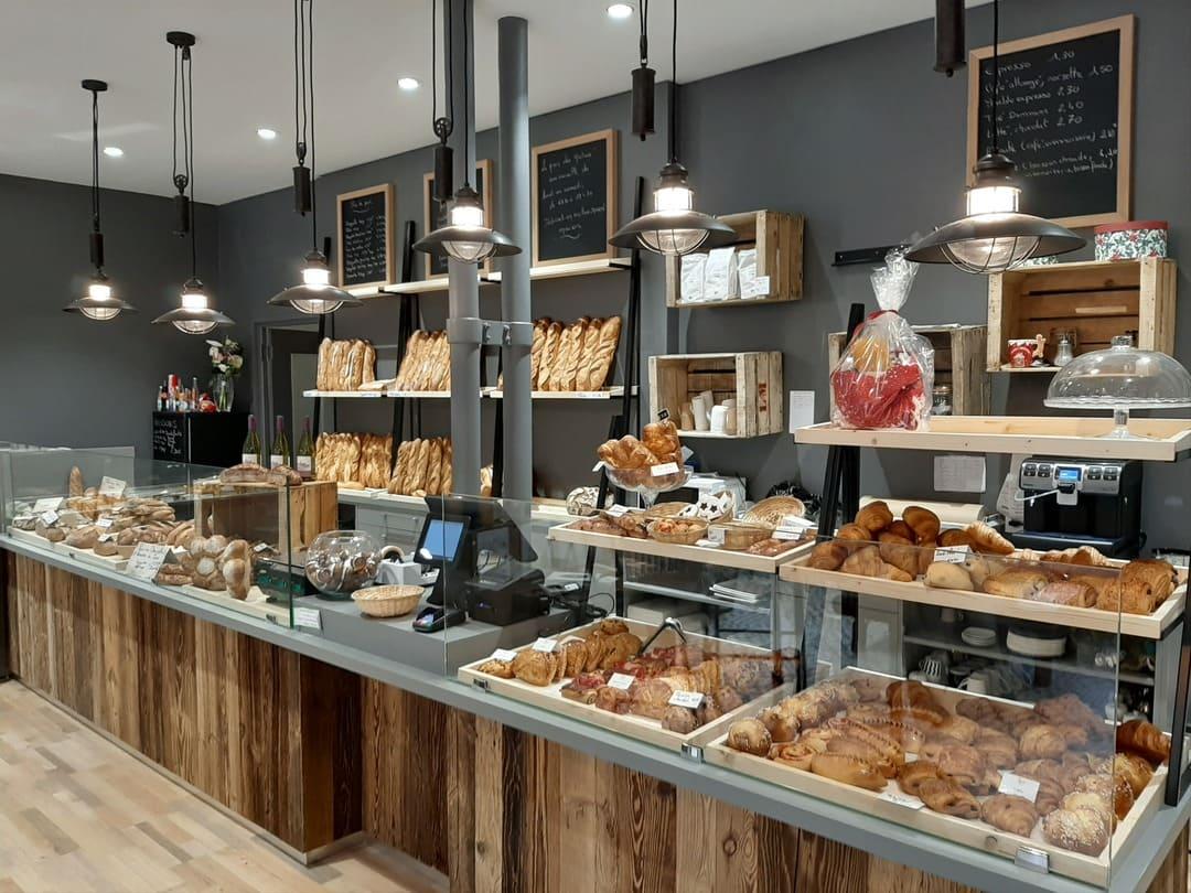 Rénovation d'une boulangerie chaleureuse18