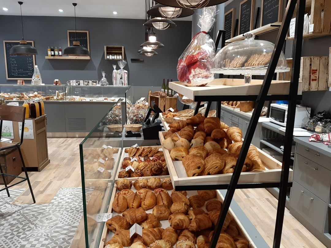 Rénovation d'une boulangerie chaleureuse19