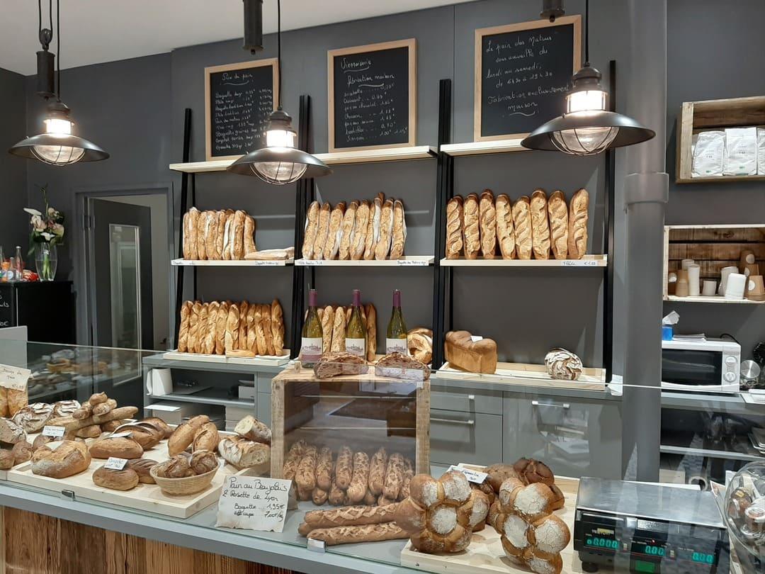 Rénovation d'une boulangerie chaleureuse20