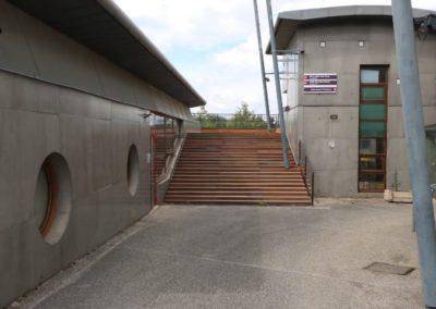 Terrasse et escalier bois IPE 4